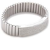 Rebecca minkoff Pave Watch Band Bracelet