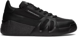 Giuseppe Zanotti Black Jupiter Talon Low-Top Sneakers
