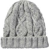 Joe Fresh Toddler Girls' Cable Knit Hat, Pink (Size 4-5)