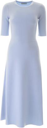 Gabriela Hearst Seymore Midi Dress