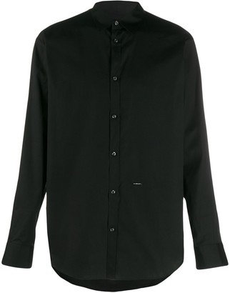 DSQUARED2 Long-Sleeved Buttoned Shirt