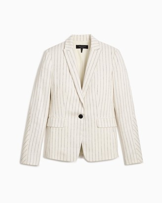 Rag & Bone Lexington stripe blazer
