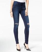 William Rast The Perfect Skinny Distressed Instinct Wash Jeans