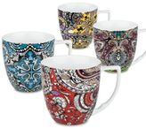 Waechtersbach Urbana Assorted Mugs (Set of 4)