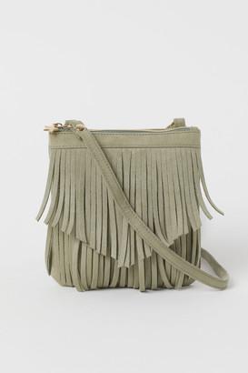 H&M Fringed Shoulder Bag