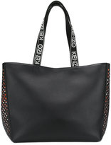 Kenzo Sport tote bag - women - Calf Leather/Polyester/Polyurethane - One Size