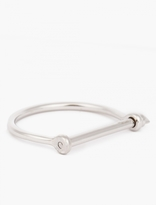 Miansai Sterling Silver Screw Cuff