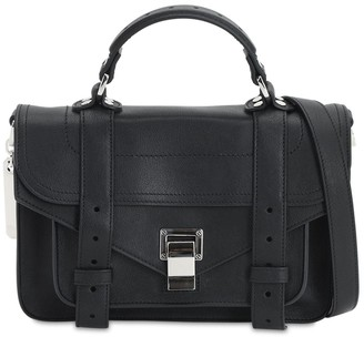 Proenza Schouler Ps1 Tiny Leather Bag