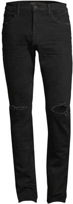 Joe's Jeans Asher Slim-Fit Paul Ripped Jeans