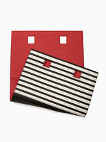 Kate Spade Make it mine stripe candace reversible wrap