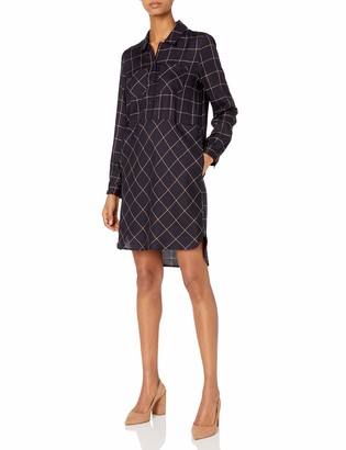 French Connection Women's Fast Darla Check