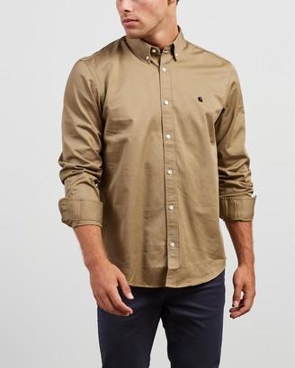Carhartt Long Sleeve Madison Shirt