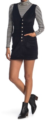 re:named apparel Karma Corduroy Dress