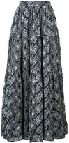 Co long floral skirt - women - Cotton - XS