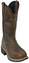 "John Deere Men's Boots 11"" Western Pull-On Steel Toe 5375 Boot"