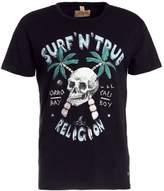 True Religion Skull Print Tshirt Black