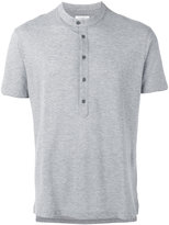 Paolo Pecora button-detailed jersey top - men - Cotton - M