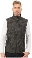 Roper Printed Camo On Soft Shell Vest
