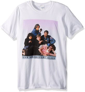 American Classics Unisex Breakfast Club Group Pic Adult Short Sleeve T-Shirt