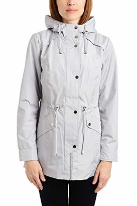 Details Women's Zip Front Hooded Anorak Jacket