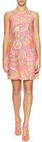 Alice & Trixie Michelle Silk Printed Shift Dress