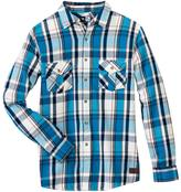 Rip Curl Men's Bunkers Long Sleeve Flannel 8124805