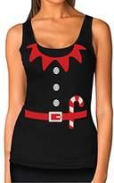 Christmas Elf Suit - Funny Xmas Gift Santa's Elves Women's Tank Top