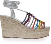 Chloé Espadrille Wedge Sandal