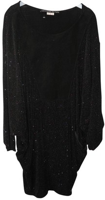 Les Prairies de Paris Black Dress for Women