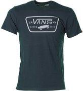 Vans T-Shirt – Full Patch blue/grey size: L
