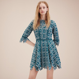 Maje Short guipure dress