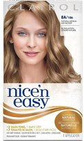 Clairol Nice N Easy, Permanent Hair Color, Natural Medium Ash - Kit