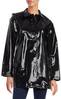 Jane Post Hooded Raincoat