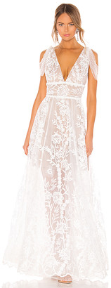 Bronx and Banco Tunisia Bridal Gown