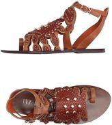 Ivy Kirzhner Toe strap sandals