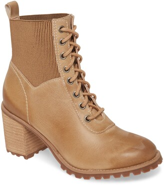 Matisse Moss Lace-Up Boot