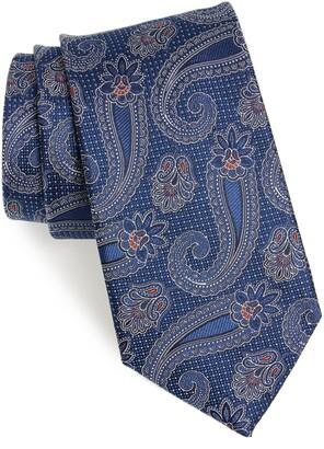 Nordstrom Emery Paisley Silk Tie