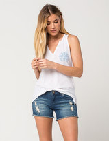 O'Neill Scout Womens Denim Shorts