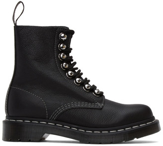 Dr. Martens Black 1460 Pascal Hardware Boots