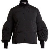 Muveil Dropped-shoulder quilted down jacket