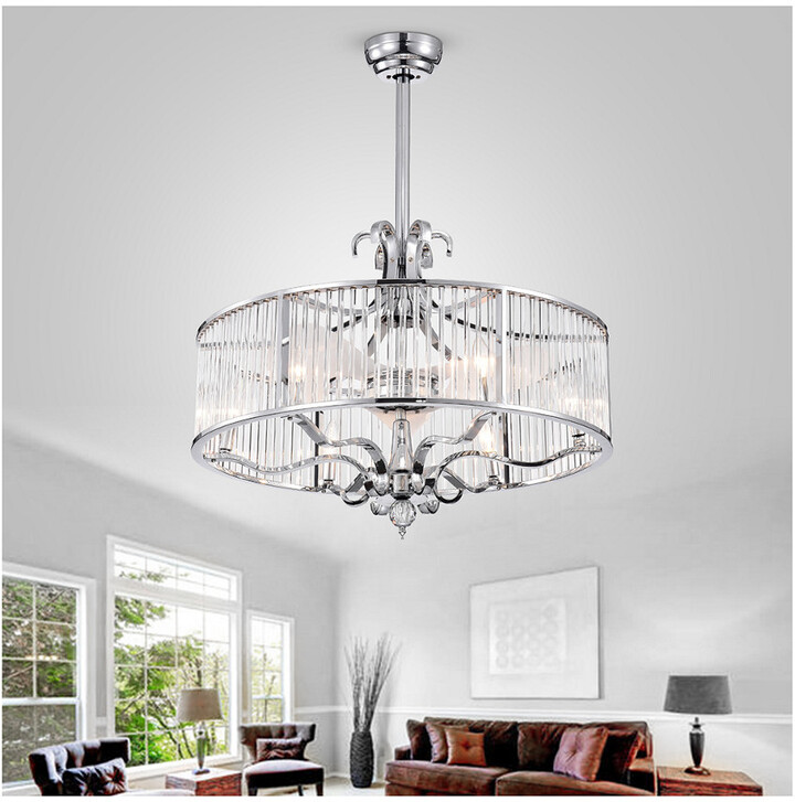 Thumbnail for your product : Safavieh Geneve Ceiling Light Fan