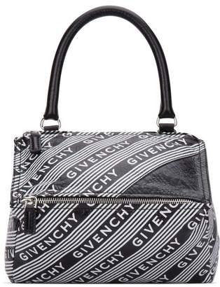 Givenchy Small Pandora Logo Bag