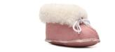 Minnetonka Genuine Sheepskin Girls Infant & Toddler Boot