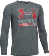 Under Armour Ua Tech Graphic-Print Shirt, Big Boys