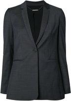 Elie Tahari embroidered trim blazer - women - Polyester/Spandex/Elastane/Wool - 4
