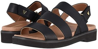 Vionic Keomi (Black) Women's Sandals