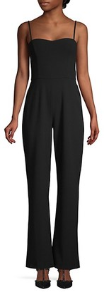 French Connection Whisper Sweetheart Jumpsuit