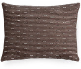 "Calvin Klein Mesa Stitch Knot 12"" x 16"" Decorative Pillow"