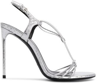Saint Laurent Robin 105mm sandals