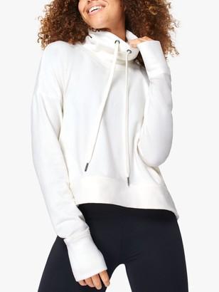 Sweaty Betty Harmonise Luxe Fleece Sweatshirt